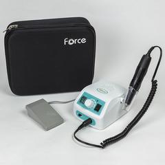 Аппарат для маникюра Force 315/119 с педалью бирюзовый