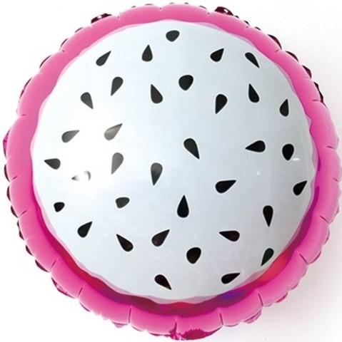 Фольгированный шар Питахайя