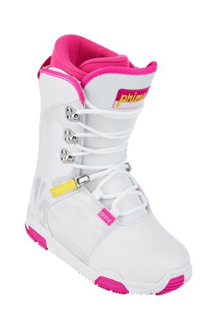 Ботинки для сноуборда PRIME Classic Whte