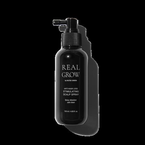 Rated Green Стимулирующий спрей против выпадения волос REAL GROW Anti-Hair Loss Stimulating Scalp Spray
