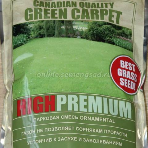 Газонная трава Парковая смесь ORNAMENTAL (1кг)