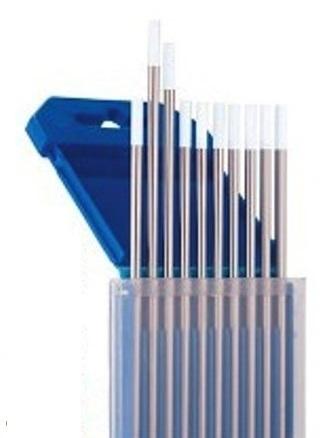 Вольфрамовый электрод WZ-8 d=1.6mm (L=175), белый