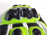 Перчатки Berik Rick Racing Yellow XL