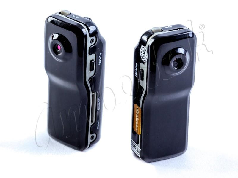 Ambertek MD80 мини видеокамера