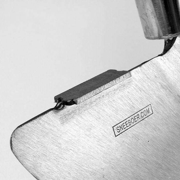 Резак для газонов Sneeboer, платформа для ноги