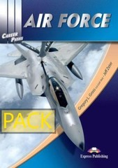 Career Paths. Air Force. Student's Book with DigiBooks Application (Includes Audio & Video) Военно-воздушные силы. Учебник с ссылкой на электронное приложение.