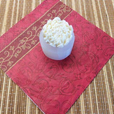 Силиконовая форма молд 3D Цветок Хризантема №5