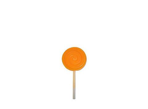 Силиконовая конфета (оранжевая)
