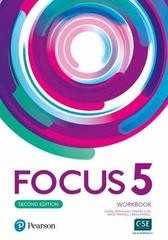 Focus Second Edition 5. Workbook
