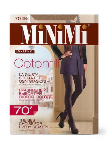Minimi COTONFILL 70 колготки женские
