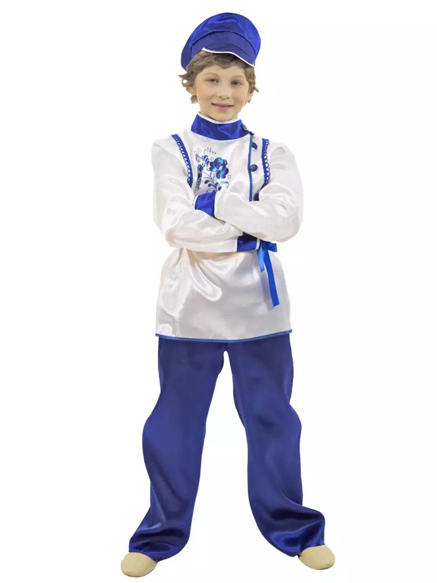 Карнавальный костюм Гжель подростковый