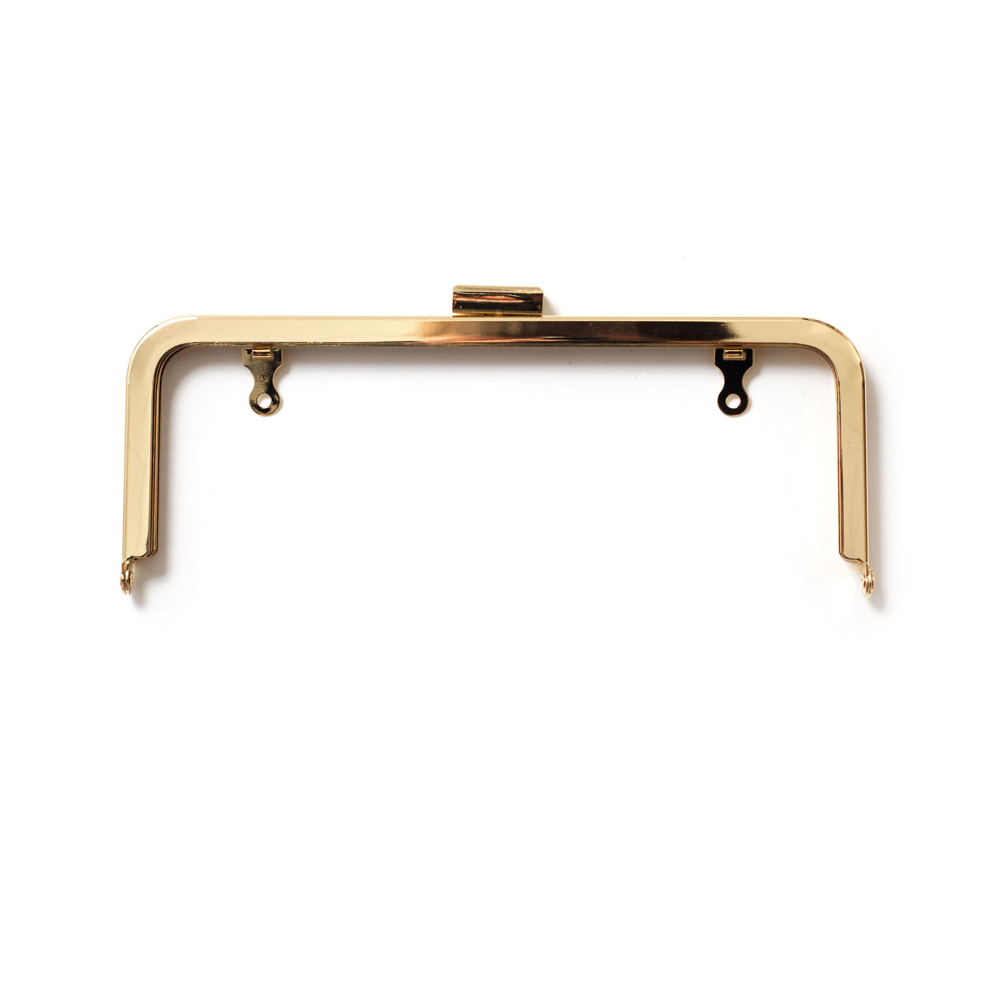 Фермуар 20х8 см - золото