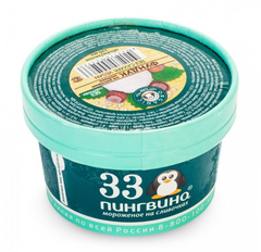 33 пингвина Organicbar Фундук на рисовом молоке 120 мл