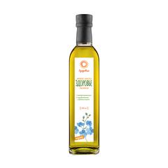 Льняное масло, сыродавленное,