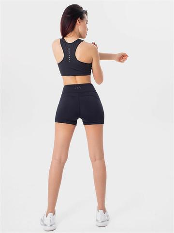 Спортивный топ-бра женский для йоги и фитнеса Fit