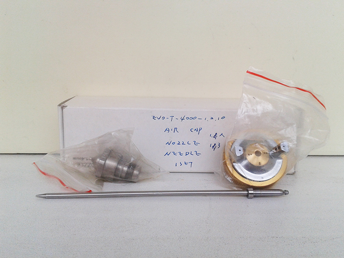 Сменный комплект STAR EVO-T 4000, дюза 1.4