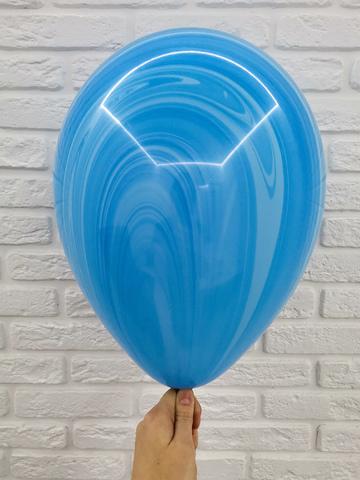 №5 Супер Агат Blue