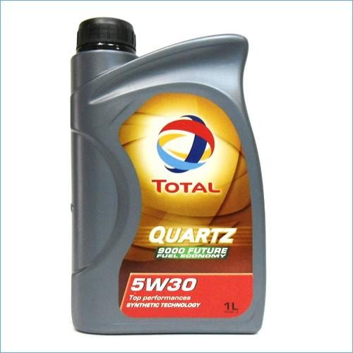 Total 9000 Quartz Future NFC 5W30 Синтетическое моторное масло