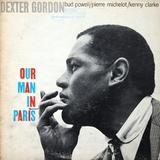 Dexter Gordon / Our Man In Paris (LP)