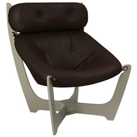 Кресло для отдыха Комфорт Модель 11 серый ясень/Oregon 120
