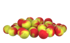Бойлы насад. плав. двух цв. Sonik Baits CORN-CRAB Fluo Pop-ups 14мм 90мл
