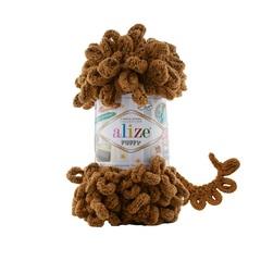 Пряжа Alize Puffy цвет 718