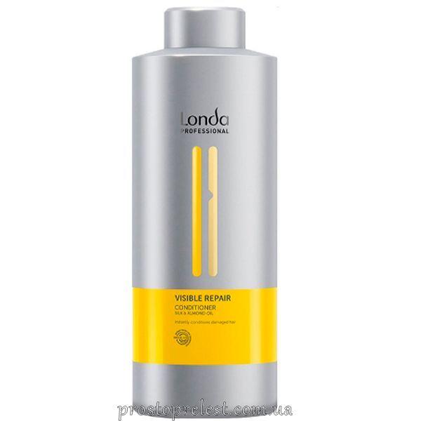 Londa Visible Repair Conditioning Balm - Бальзам-кондиціонер для відновлення структури волосся 1000 мл