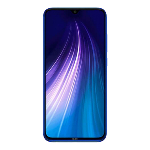 Xiaomi Redmi Note 8 4/64GB Blue - Синий (Global Version)