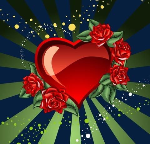 Печать на сахарной бумаге, День Влюбленных 25
