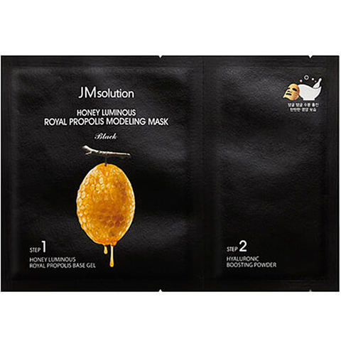JMsolution Honey luminous royal propolis modeling mask
