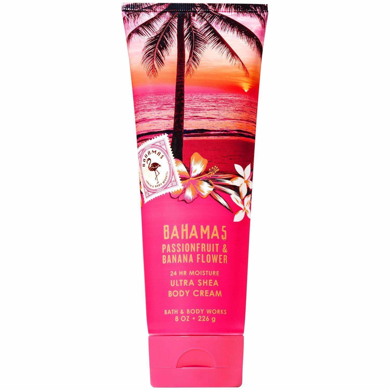Крем для тела Bath&BodyWorks Bahamas PassionFruit/Banana Flower 226 гр