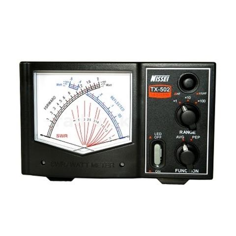 Измеритель КСВ и мощности NISSEI TX-502