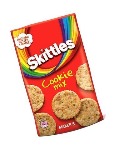 Смесь для приготовления печенья Skittles Cookies Mix 180 гр