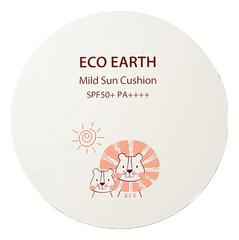 СМ Sun Кушон Eco Earth Mild Sun Cushion (Lion Edition) 12гр