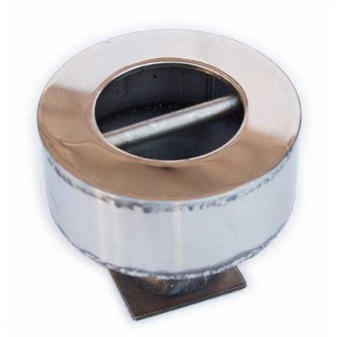 Анкерное крепление AISI-316 с перекладиной для разд дорожек в бетонный бассейн/001-0003/001-0040