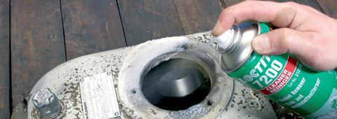 Удалитель клея, герметика, нагара Локтайт 7200 (400мл) спрей