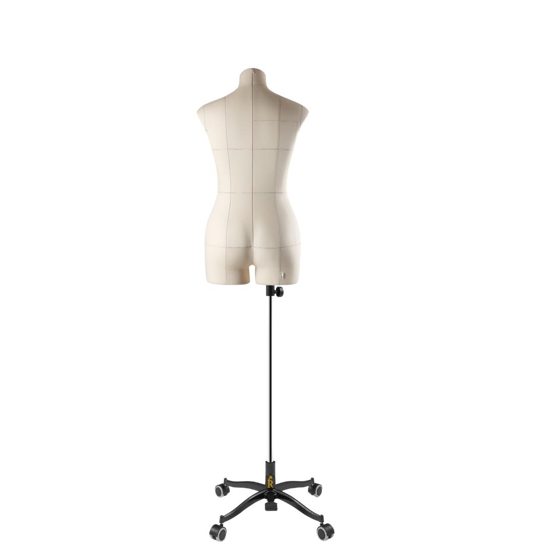 Манекен портновский Моника, комплект Стандарт, размер 44, бежевыйФото 4