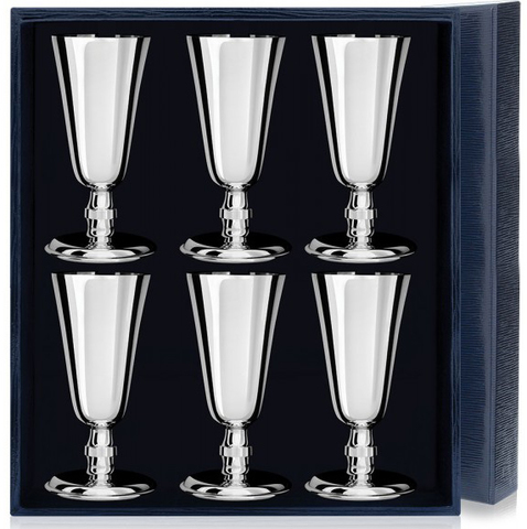 Набор серебряных рюмок №4» из 6 предметов