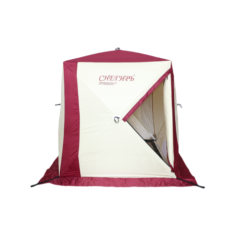 Палатка для зимней рыбалки Снегирь 4Т