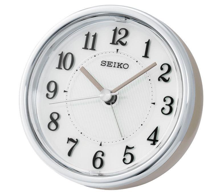 Настольные часы-будильник Seiko QHE115PN