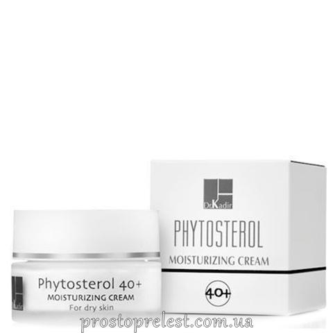 Dr.Kadir PHYTOSTEROL 40+ - Зволожуючий крем на основі фітостероли для сухої шкіри