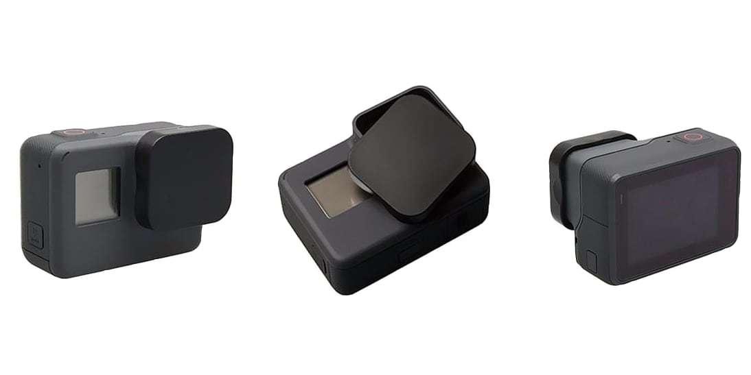 Защитная крышка на объектив HERO5, HERO6 и HERO7 Black