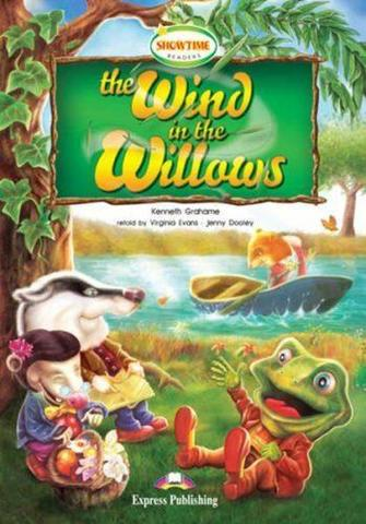 The wind in the willows. Ветер в ивах. Кеннет Грэм. Уровень В1 (7-8 класс). Книга для чтения
