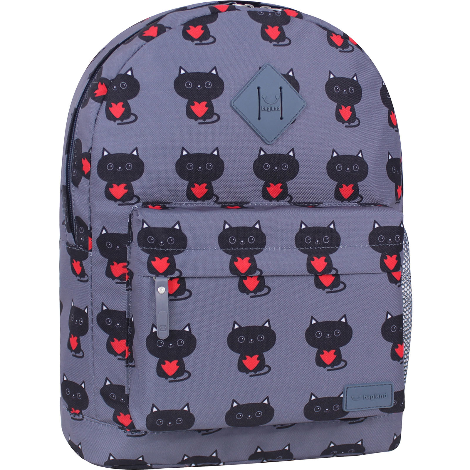Городские рюкзаки Рюкзак Bagland Молодежный 17 л. сублімація 750 (00533664) IMG_7583_суб.750_.JPG