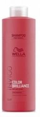WELLA INVIGO COLOR BRILLIANCE Шампунь для защиты цвета окрашенных нормальных и тонких волос 1000 мл