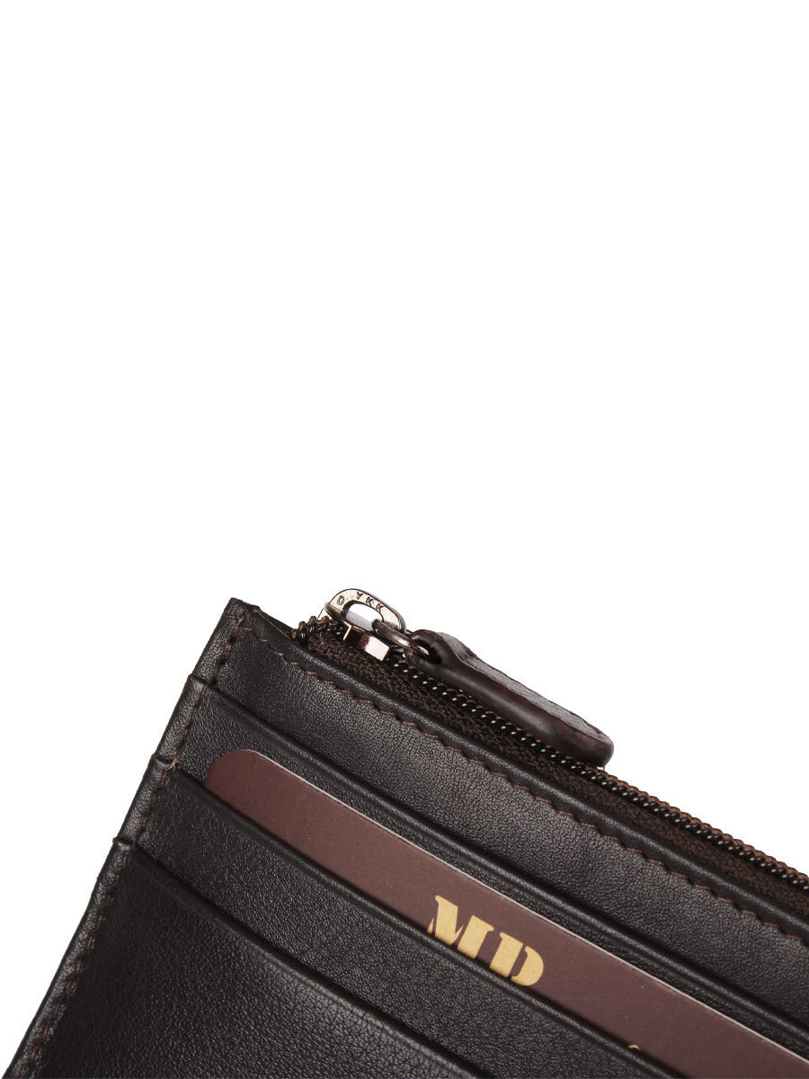 B123184R Castanho - Футляр для карт MP с RFID защитой