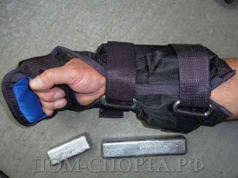 Печатки-утяжелители «Терминатор» 11,5 кг 1 шт.