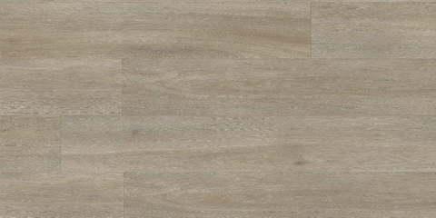 ПВХ плитка, кварц виниловый ламинат Quick Step LVT Balance Rigid Click Дуб Серо-бурый Шелковый RBACL40053