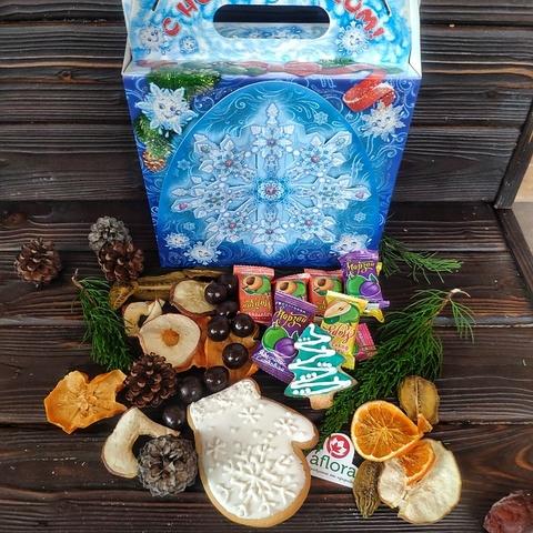 Фотография Набор новогодний детский малый купить в магазине Афлора