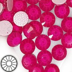Купить неоновые термостразы розовые Neon Rose